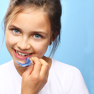 ortodonzia in età pre-puberale